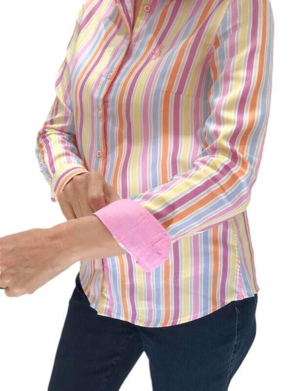 chemise femme pasaves rosa 1