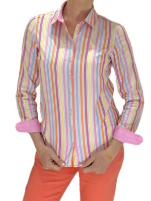 chemise femme pasaves rosa profil
