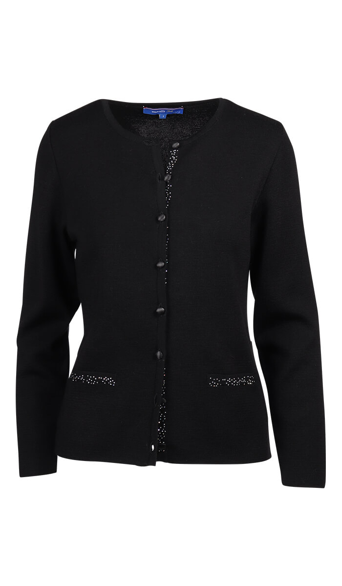 CARDIGAN SUBLIMA NOIR