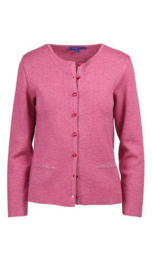 CARDIGAN SUBLIMA FUSCHIA