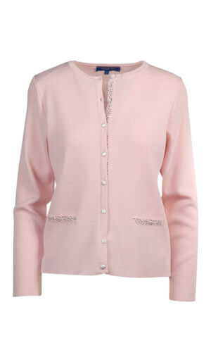 CARDIGAN SUBLIMA ROSE