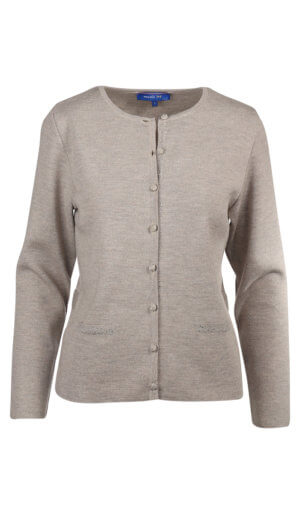 CARDIGAN SUBLIMA BEIGE